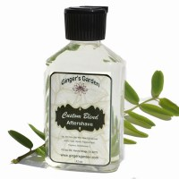 Natural Artisan Aftershave Cologne Custom Fragrance